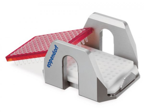 Eppendorf Adapter für 96er PCR-Platte, 2 Stück