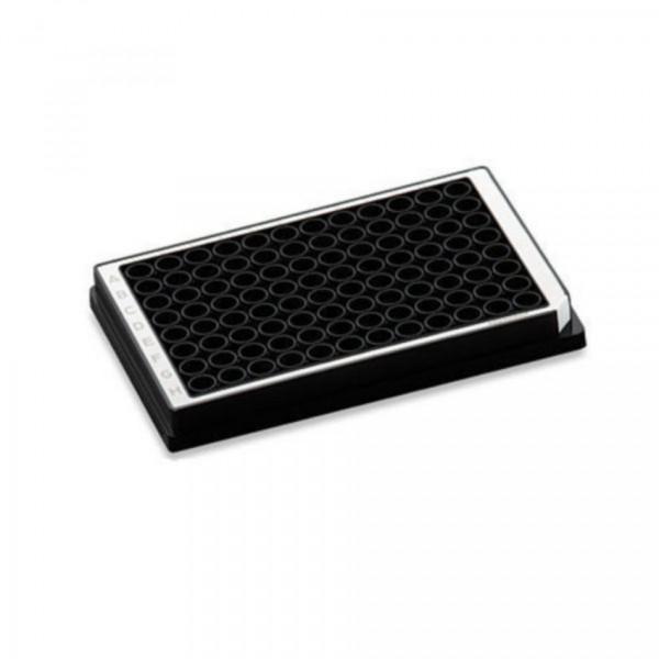 Eppendorf Microplate 96/V, Wells schwarz, PCR clean, weiß, 80Platten