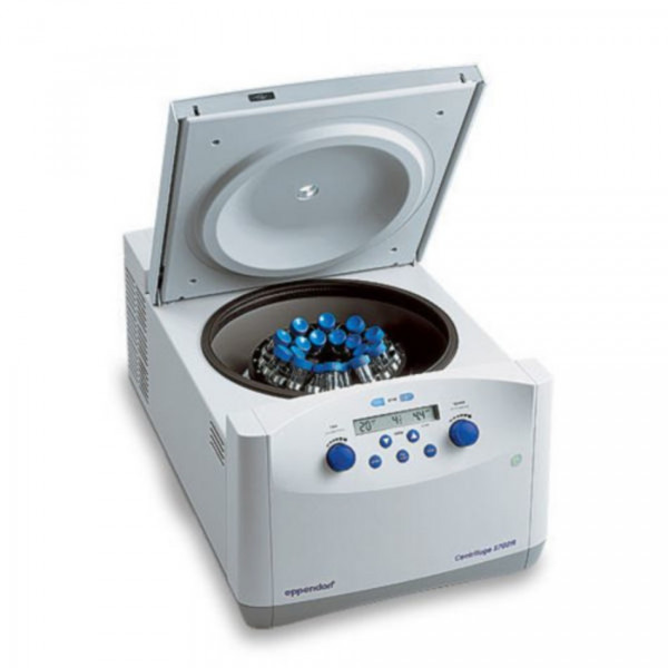 Eppendorf Centrifuge 5702RH, without rotor, refrigerated and heated, 230V/50-60Hz
