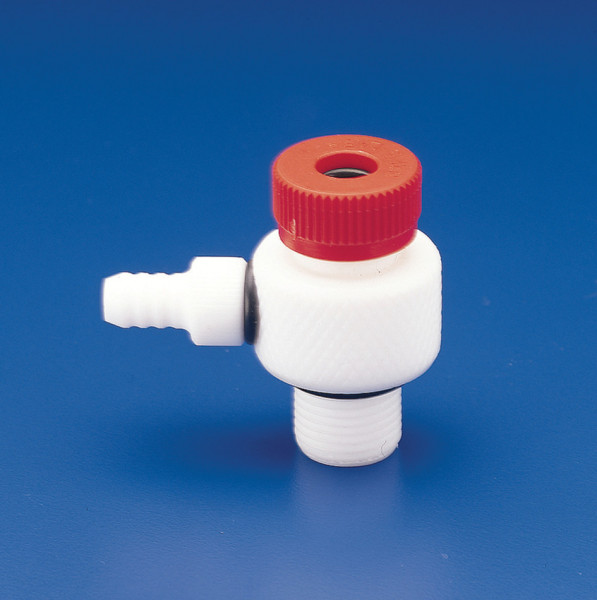 SP Bel-Art Safe-Lab Therm-O-Vac Port Adapter; 8mm Hole Opening, PTFE