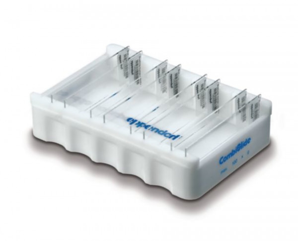 Eppendorf Adapter for 12 glass slides, for all MTP/DWP- rotor buckets, 2 pcs.