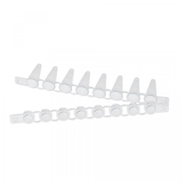 Eppendorf PCR Tube Strips, 0,1 mL, PCR clean, 120Stück