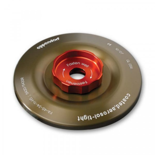 Eppendorf Rotor lid for FA-45-24-11-HS, aerosol-tight, coated