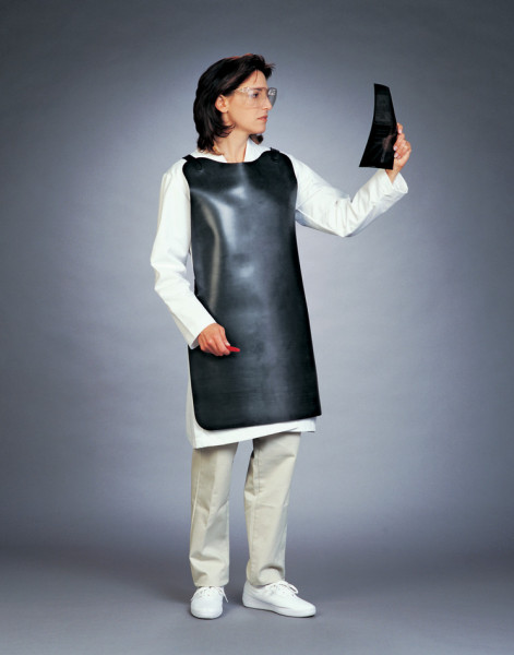 SP Bel-Art Beta Blocking Apron, Neoprene