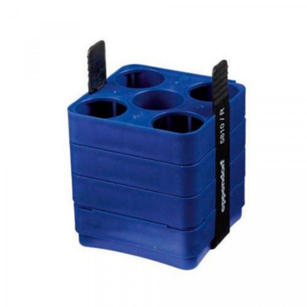 Eppendorf Adapter for 500 ml rectangular bucket, tube size = 50 ml Centriprep, 2 pieces