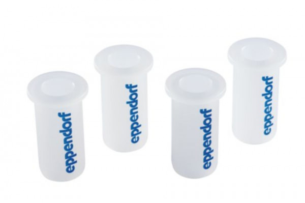 Eppendorf Adapter for 1 x 1.5-2 mL tubes, for rotor FA-45- 20-17, FA-20x5, set of 4