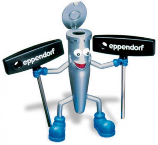 "Eppendorf ""Captain Eppi"" rotor key holder, 1 piece"