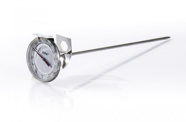 SP Bel-Art, H-B DURAC Bi-Metallic Thermometer; -10 to 110C, 50mm Dial