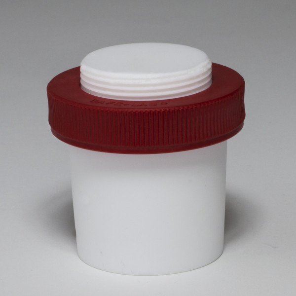 SP Bel-Art Safe-Lab Hollow Teflon PTFE Stopper for 55/50 Tapered Joints