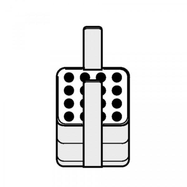 Eppendorf Adapter 16x2ml, verp.