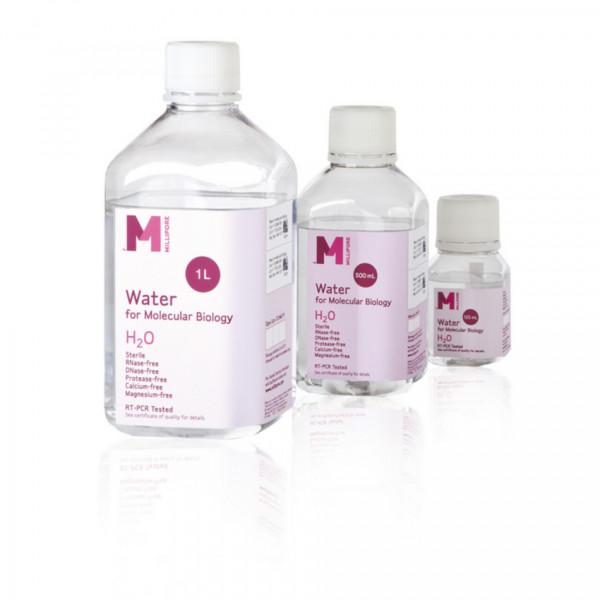 Merck Millipore WATER FOR MOLECULAR BIOLOGY 6 X 500 ML
