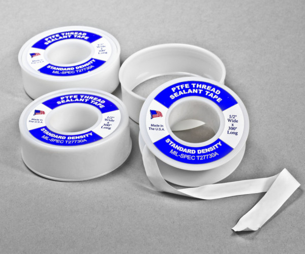 SP Bel-Art Fluo-Kem Teflon Lab-Thread Tape; 7.6 Meters (Pack of 3)