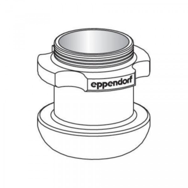 Eppendorf Adapter for 250 mL bottles, for rotor S-4-104, S- 4x750, S-4x1000, set of 2