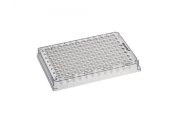Eppendorf twin.tec PCR Plate 96 LoBind, skirted, 150 µL, PCR clean, farblos, 25 Platten