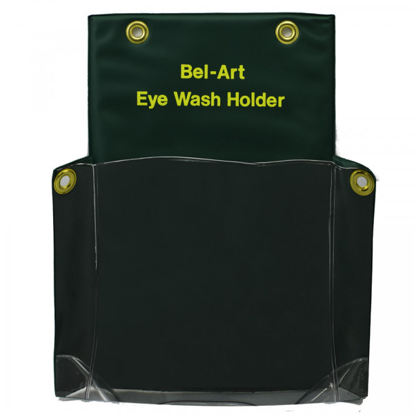 SP Bel-Art Eye Wash Bottle Holder; 500/1000ml, Vinyl