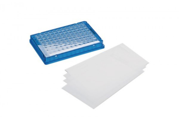 Eppendorf Heat Sealing Foil, PCR clean, 100 Stück