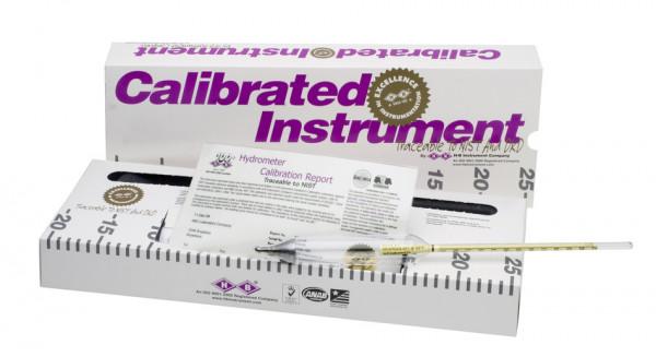 SP Bel-Art, H-B DURAC Individually Calibrated 79/91 Degree API ASTM 9H Hydrometer