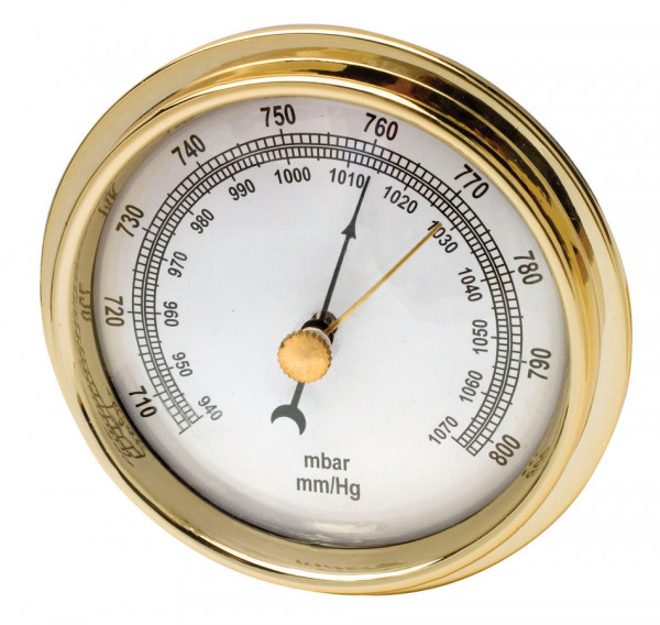 SP Bel-Art, H-B DURAC Barometer; 940 to 1070 Milibar Range, Plastic