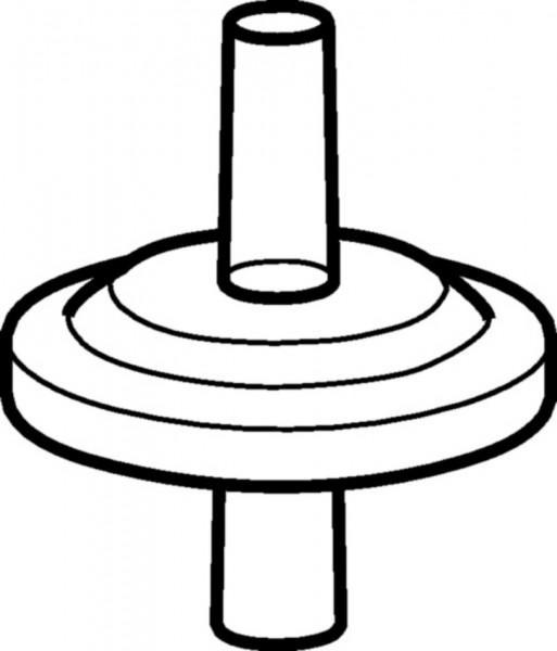 Eppendorf Membranfilter, sterile, 5 Stck., 0,45 µm
