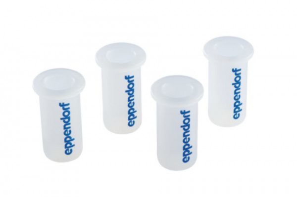 Eppendorf Adapter for autosampler vials, for rotor FA-45-20- 17, FA-20x5, set of 4