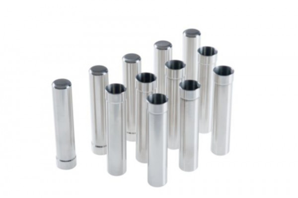 Eppendorf Steel sleeves incl. adapters for 15 mL tubes, for rotor F-35-48-17, F-48x15, set of 24