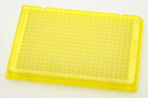 Eppendorf twin.tec PCR Plate 384 (Wells colorless) yellow, 300 pcs.