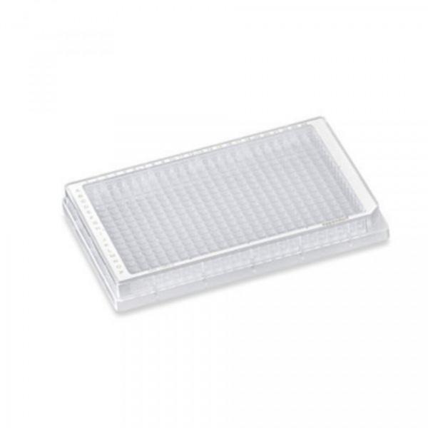 Eppendorf Microplate 384/V, Wells klar, sterile, weiß, 80Platten