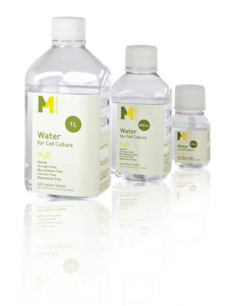 Merck Millipore WATER FOR CELL CULTURE 6 X 1 L