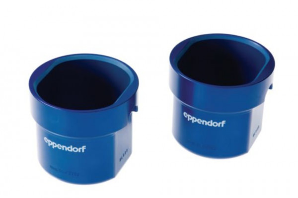 Eppendorf Bucket 250 mL for rotor S-4-72 set of 4