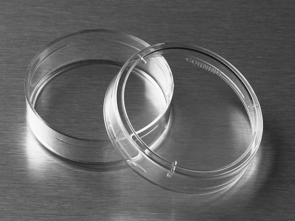 Corning® DISH,150X25MM,NT,PS,S,BK,5/60